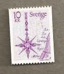 Stamps Europe - Sweden -  Medalla