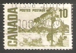 Stamps Canada -  Jack Pine