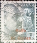 Sellos de Europa - España -  Intercambio 0,20 usd 1 pta. 1942