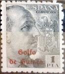 Stamps Spain -  Intercambio fd2a 0,45 usd 1 pta. 1942
