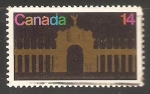 Stamps Canada -  Canadian National Exhibition