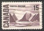 Stamps Canada -  Bylot Island - Isla Bylot