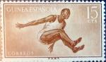 Sellos del Mundo : Europa : España :  Intercambio nfb 0,20 usd 15 cent. 1958