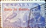 Stamps Spain -  Intercambio fd2a 0,30 usd 1 pta. 1942