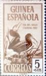 Sellos del Mundo : Europa : España :  Intercambio nfb 0,20 usd 5 + 5 cents. 1952