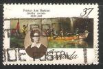 Stamps Canada -  Frances Anne Hopkins