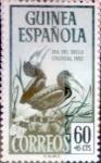 Sellos de Europa - España -  Intercambio 0,45 usd 60 + 15 cents. 1952