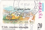 Stamps : Europe : Spain :  EL SELLO, COMPAÑERO INSEPARABLE. (24)
