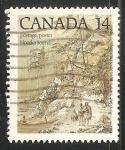 Sellos de America - Canadá -  Notka Sound