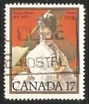 Stamps Canada -  Emma Albani