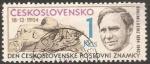 Stamps Czechoslovakia -  Bohumil Heinz
