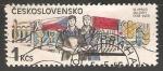 Sellos de Europa - Checoslovaquia -  Warsaw Treaty, 1950