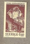 Sellos del Mundo : Europa : Suecia : 700 años minería