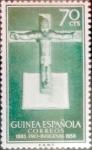 Sellos de Europa - España -  Intercambio fda 0,30 usd 70 cents. 1958