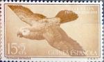 Sellos de Europa - España -  Intercambio fd2a 0,30 usd 15 + 5 cents. 1957