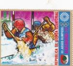 Sellos de Africa - Guinea Ecuatorial -  XX juegos olimpicos Augsburgo-72