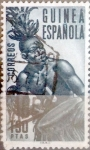 Stamps Spain -  Intercambio fd2a 0,35 usd  1,90 ptas. 1953