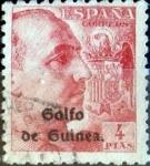 Sellos del Mundo : Europa : España : Intercambio 0,65 usd  4 ptas. 1942