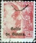 Sellos de Europa - España -  Intercambio 0,65 usd  4 ptas. 1942