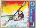 Stamps Equatorial Guinea -  JUEGOS OLIMPICOS DE AUGSBURGO 72