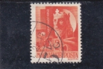 Stamps Hungary -  rey