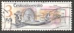 Stamps Czechoslovakia -  Praha Universite Karlova - Universidad Carolina