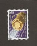 Stamps Luxembourg -  Vino espumoso del Mosela