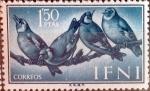 sello : Europa : España : Intercambio fda 0,35 usd 1,50 ptas. 1960