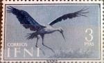 sellos de Europa - España -  Intercambio 0,70 usd 3 ptas. 1960