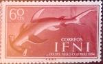 Sellos del Mundo : Europa : España :  Intercambio nf5xb 0,35 usd 60 cents. 1954