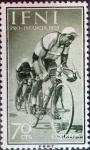 Sellos de Europa - España -  Intercambio cr2f 0,35 usd  70 cents. 1958