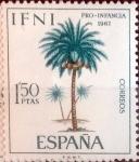 Sellos de Europa - España -  Intercambio fd3a 0,25 usd 1,50 ptas. 1967