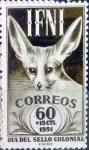 Sellos del Mundo : Europa : España : Intercambio 0,45 usd 60 + 15 cents. 1951