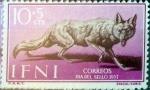 Sellos del Mundo : Europa : España : Intercambio 0,25 usd 10 + 5 cents. 1957