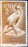 Sellos de Europa - España -  Intercambio cr2f 0,25 usd 5 + 5 cents. 1952