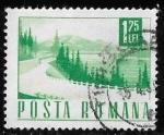 Stamps Romania -  Rumanía-cambio