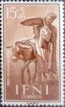 Sellos del Mundo : Europa : España : Intercambio 0,25 usd  15 + 5 cents. 1959
