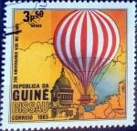 Stamps : Africa : Guinea_Bissau :  Intercambio aexa 0,20 usd 3,50 pesos 1983