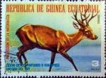 Sellos de Africa - Guinea Ecuatorial -  Intercambio nfxb 0,25 usd 3 ekuele 1977