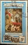 Sellos del Mundo : America : Granada : Intercambio 0,20 usd 5 cents. 1978