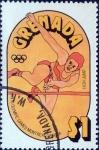 Sellos de America - Granada -  Intercambio cr1f 0,40 usd 1 $. 1976