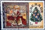 Sellos de America - Granada -  Intercambio nfxb 0,20 usd 1 cent. 1977