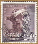 Stamps Spain -  Alfonso II
