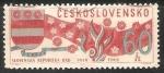 Sellos de Europa - Checoslovaquia -   Republika rád, Prešov