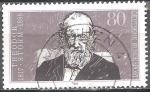 Sellos de Europa - Alemania -  Cent.de la muerte de Theodor Storm (1817-1888), escritor y poeta alemán.