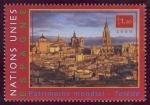Sellos del Mundo : America : ONU : ESPAÑA - Ciudad histórica de Toledo