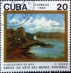 Sellos del Mundo : America : Cuba : Intercambio 0,20 usd 20 cent. 1989