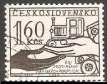 Stamps Czechoslovakia -  Freedom from Hunger - Organización sin fines de lucro