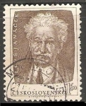 Sellos de Europa - Checoslovaquia -  Leoš Janáček