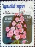 Stamps : Asia : Cambodia :  Intercambio 0,20 usd 1,50 r. 1985